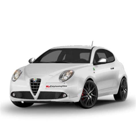 Alfa Romeo Mito Gta by Tuning File Alfa Romeo Mito Gta 235 Ecosetting