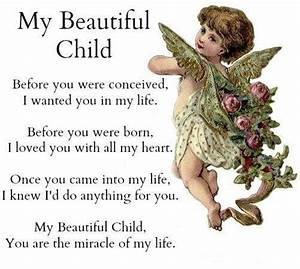 Meaningful quot... Beautiful Child Quotes