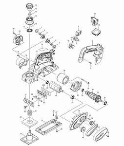 Makita Lxpk01 Parts List