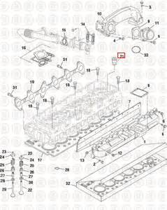 International Dt466e 530e  U0026 39 04 Up Injector Sleeve P N