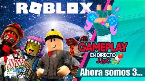 Gran juego tocador para niñas 3 en 1. Más Roblox - Gameplay En Directo - Juegos Juguetes y Coleccionables