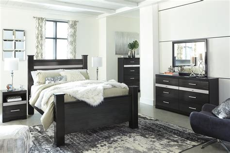 Starberry Black Chest of Drawers By Ashley A&M Discount