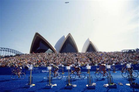 retrospective triathlon   olympic games sydney