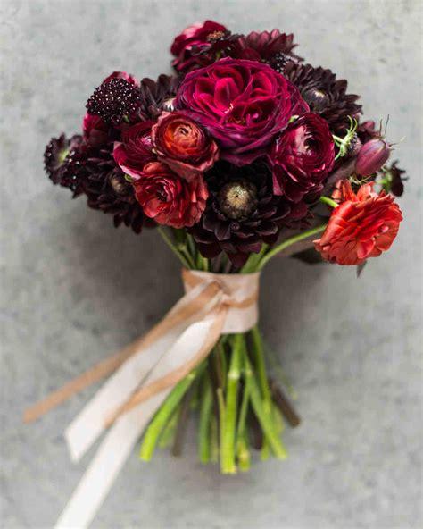 dreamy dahlia wedding bouquets martha stewart weddings