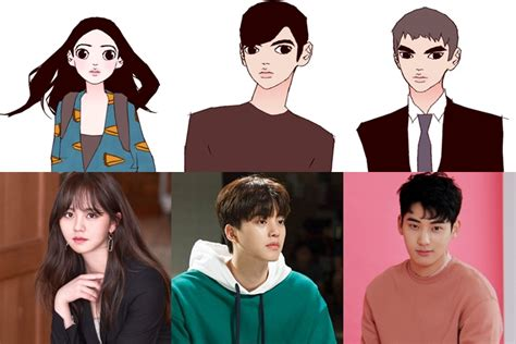 love alarm  netflix drama cast summary kpopmap