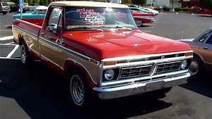 1977 Ford F100 Ranger Regular Cab Pick