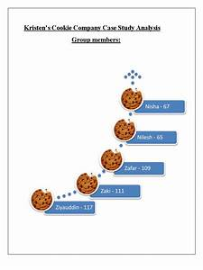 23a Process Flow Diagram Kristen S Cookie Company