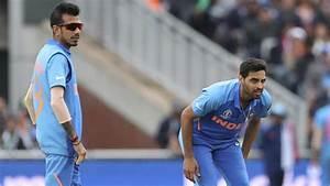 ICC World Cup 2019: Bhuvneshwar Kumar ruled for next 2-3 ...  Bhuvneshwar