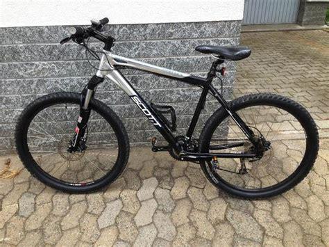 scott mountainbike hardtail  zoll neuwertig