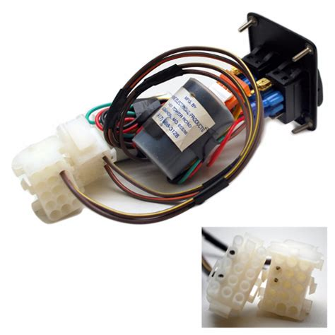 Boat Livewell Timer Switch by Tracker 39452 Black 2 3 4 X 3 In Plastic Boat Livewell
