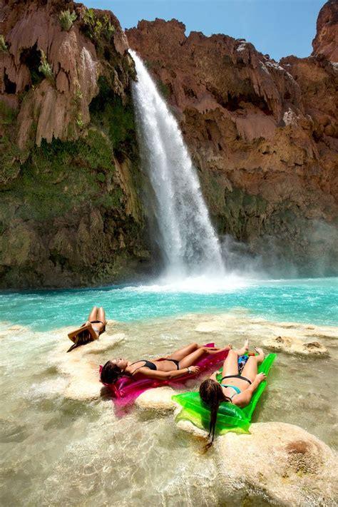 Best 25 Havasupai Falls Hike Ideas On Pinterest