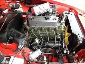 Mg Midget Mk3 1275cc 1972