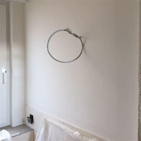 Wände Spachteln Und Streichen by Gestrichene Wand Lehmfarbe Tapete Wand Verputzen