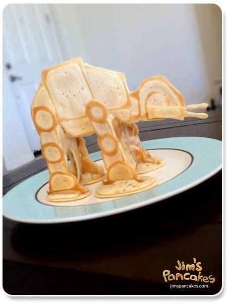 star wars    millennium falcon pancakes
