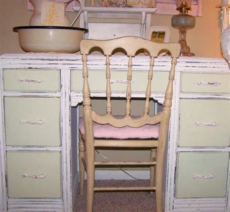 shabby chic painted chairs olivia s romantic home painted white dresser makeover