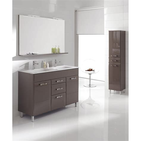 awesome salle de bain taupe et chocolat ideas awesome interior home satellite delight us