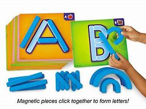 112 best images about lakeshore dream classroom on pinterest With lakeshore magnetic letters kit