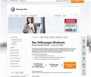 Vw Bank Girokonto : vw bank girokonto ~ Kayakingforconservation.com Haus und Dekorationen