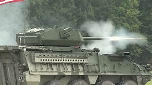 Upgunned Stryker in Europe to help shape future infantry ...