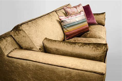 canapé cora velvet brown sofa velvet chamois sofa velvet sofa