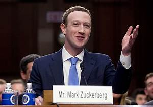 Questions Facebook CEO Mark Zuckerberg didn't answer in US ...