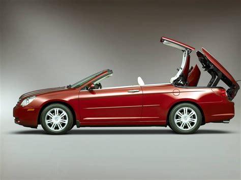 Chrysler Sebring 2011 by автомобиль Chrysler Sebring 1994 2011 года технические
