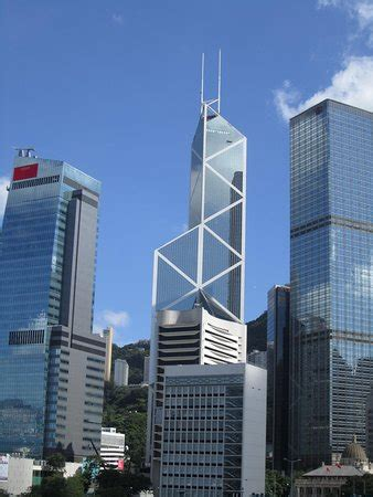 bank  china tower hong kong