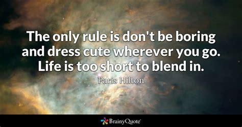 paris hilton   rule  dont  boring  dress