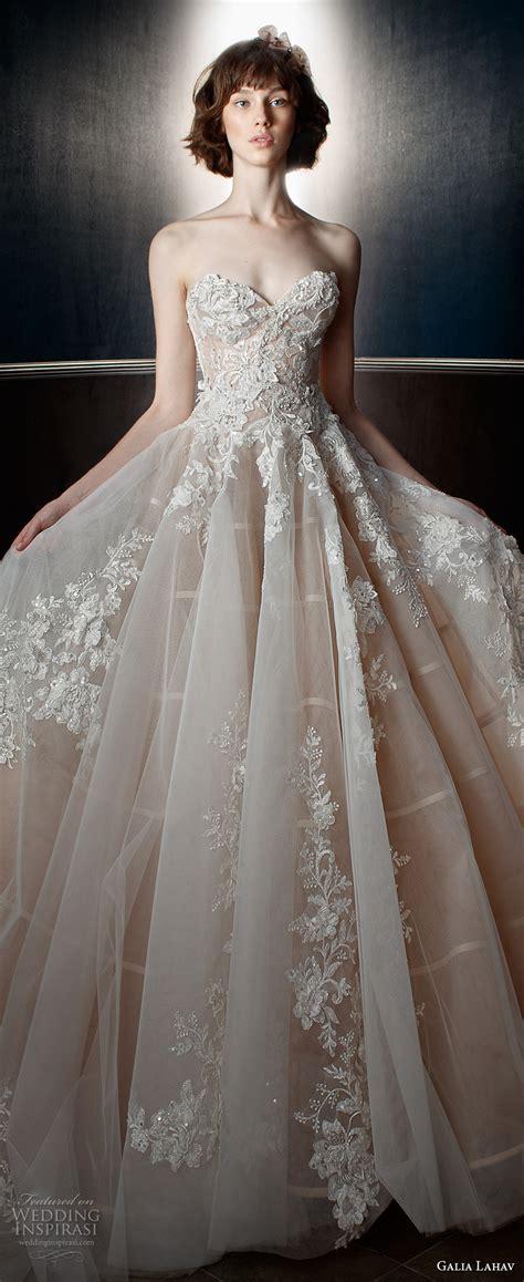Galia Lahav Spring 2018 Wedding Dresses — Victorian