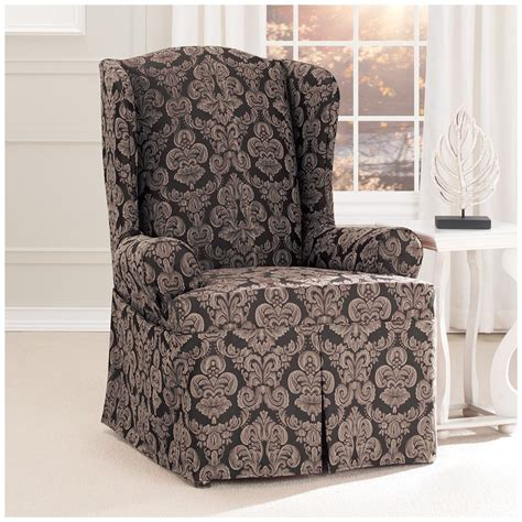 pattern for chair slipcover free wingback chair slipcover pattern chairs seating