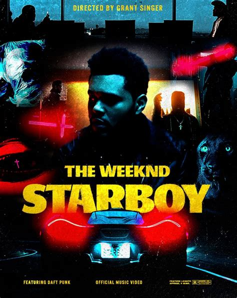 Watch the Weeknd and Daft Punk's New