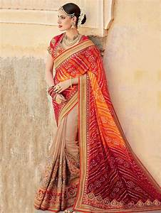 Indian Wedding Saree Latest Designs  U0026 Trends 2018
