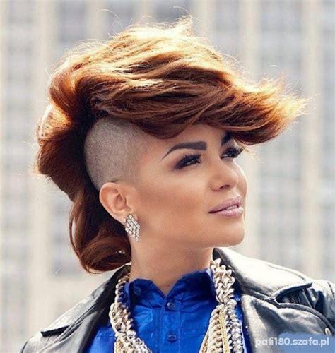 Krótkie cięcie na wygląd krótkich włosów największy wpływ ma cięcie! Fryzury krótkie fryzury brązowe w Fryzury - Szafa.pl