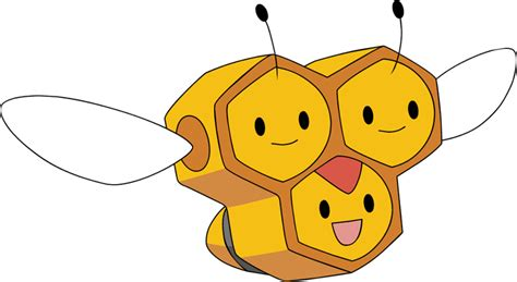 Combee Pokédex Stats, Moves, Evolution, Locations & Other