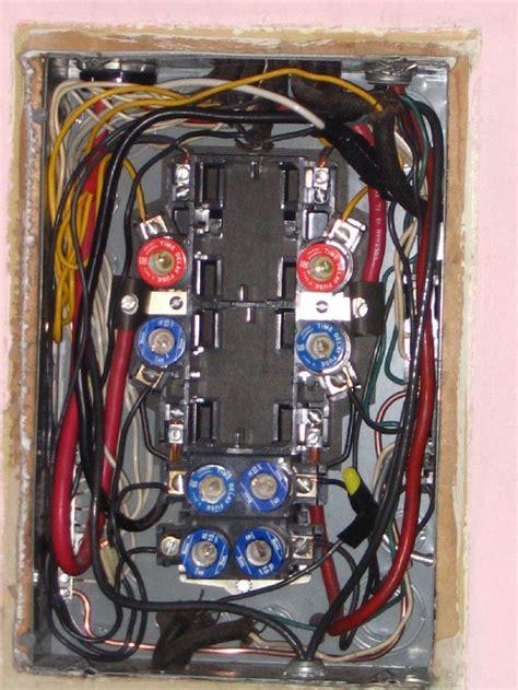 service panel upgrades tdr electric