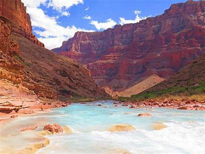 Colorado River Water Canyon Grand Turquoise Spring