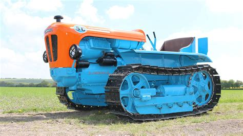 Now's Your Chance To Own A Vintage Lamborghini Tractor ...