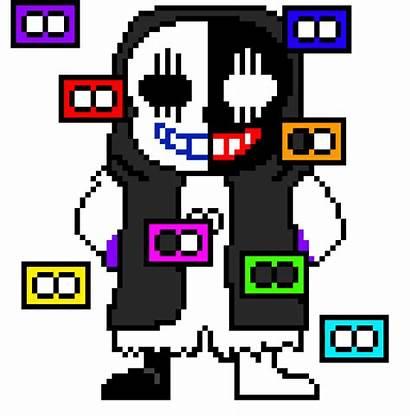 Pixelartmaker Dust Sans Sprite