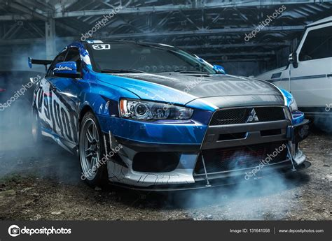 mitsubishi lancer tuning mitsubishi lancer evolution x tuning stock editorial photo 169 bezikus 131641058