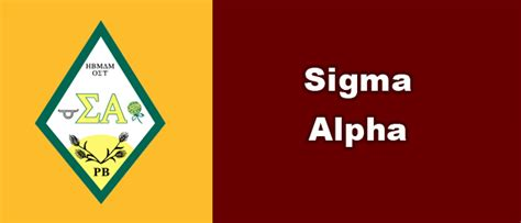 sigma alpha sorority greek life college