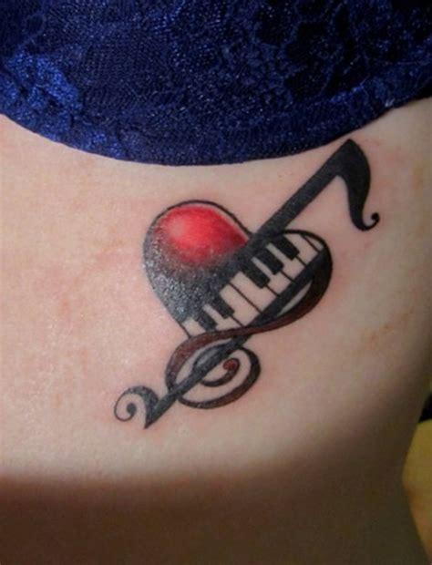 Moon Tattoo Under Breast
