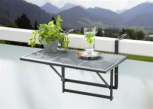 Table De Balcon : table pour balcon ~ Teatrodelosmanantiales.com Idées de Décoration