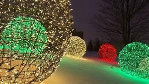 Here, U0026, 39, S, How, To, Make, Christmas, Light, Balls, For, Yard