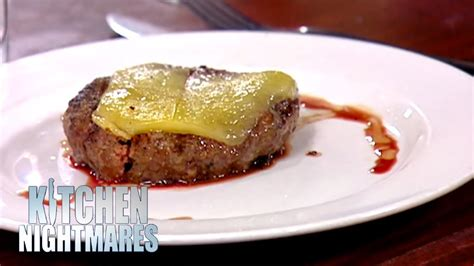 Kitchen Nightmares Burger Kitchen by Owners Can T Take Criticism On Burger Kitchen Nightmares