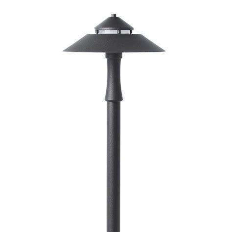 Low Voltage Led Lighting by Shop Portfolio Specialty Bronze Low Voltage 6 4 Watt 20 W