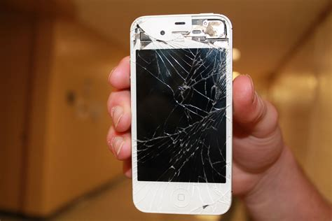 broken phones i saw your nanny who replaces a phone broken intentionally