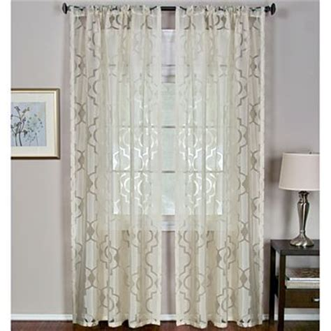 montego curtain panel jcpenney curtains curtain panels drapery panels and