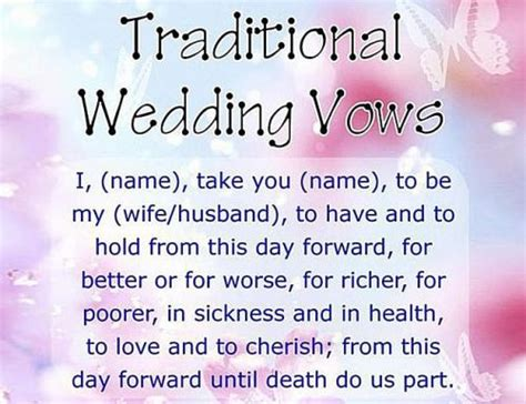 write wedding vows tips  template wedding