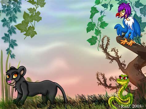 Animated Jungle Wallpaper - jungle wallpaper wallpapers