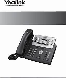 Yealink T27p Ip Phone User Manual Yealink Sip T27p T27g